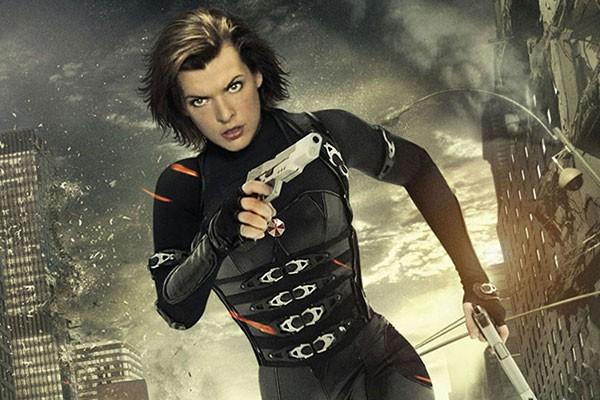 'Resident Evil 5: Retribuição' (2002) (Foto: Divulgação)