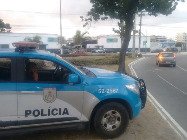 Batalhão diz que patrulhamento continua normalmente (Foto: Polícia Militar/Divulgação)