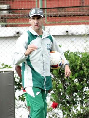 Léo Condé Caldense (Foto: Bruno Ribeiro)
