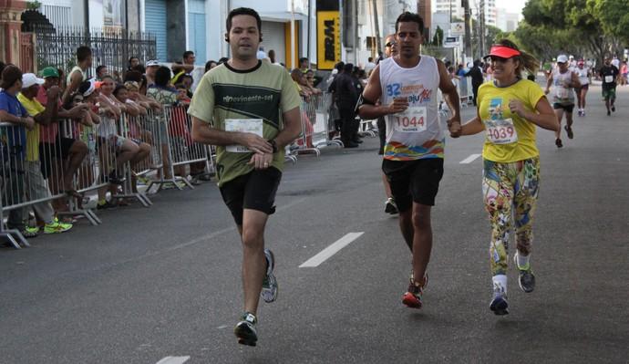 Corrida Cidade de Aracaju (Foto: Osmar Rios / GloboEsporte.com)