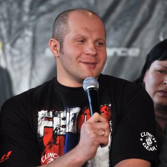 Fedor Emelianenko MMA (Foto: Getty Images)