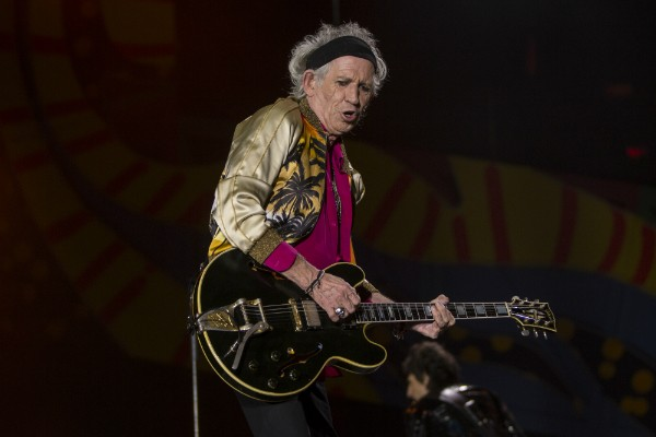 Keith Richards (Foto: Getty Images)
