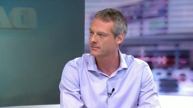 Ralf Itzel defende matéria da Fifa sobre costumes do Brasil (Foto: Reprodução SporTV)