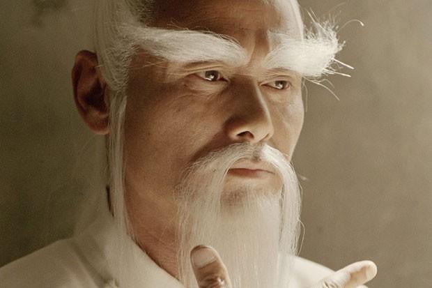 Gordon Liu, em Kill Bill (Foto: Reprodução)
