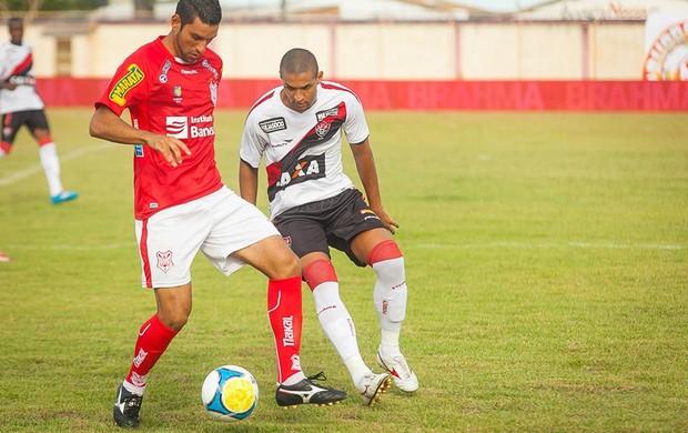 Sergipe e Vitória ficam no empate (Foto: Gleyson Prado)