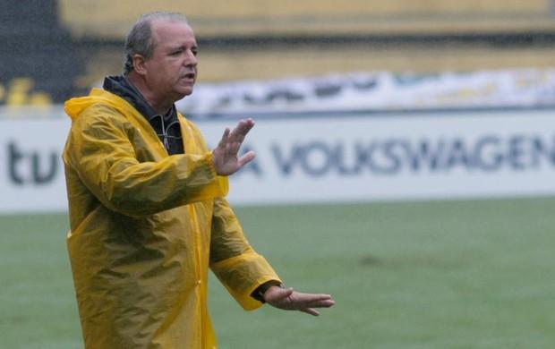 Vadão estreia técnico Criciúma (Foto: Fernando Ribeiro / Criciúma EC)
