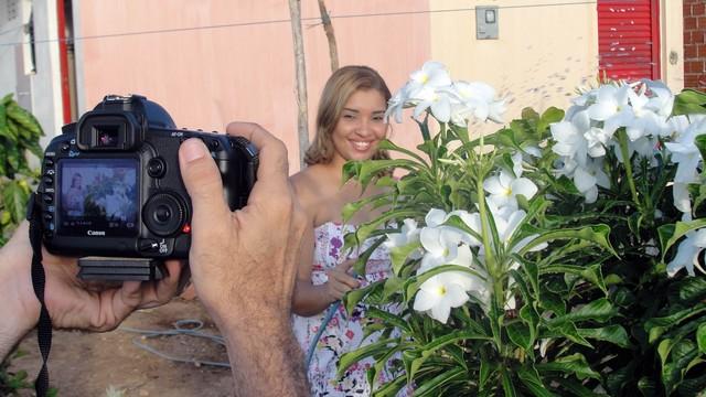 Campanha TV Clube mostra eu (Foto: Katylenin França)