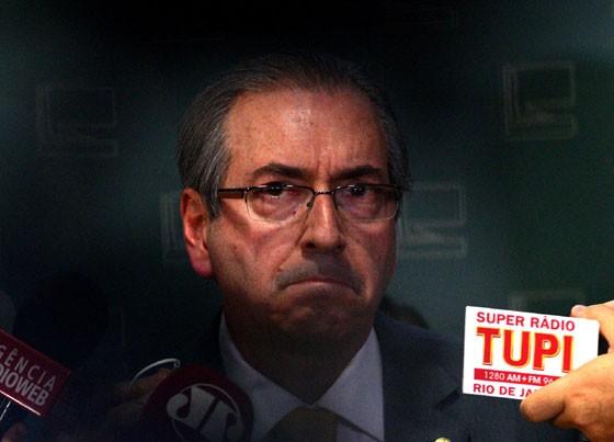 Aliado de Cunha é exonerado por Dilma da vice-presidência da Caixa Econômica (Foto: Wilson Dias/Agência Brasil)