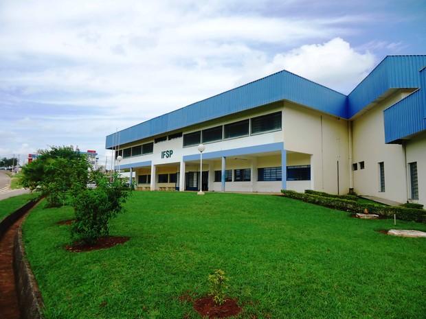 IFSP de Boituva (Foto: Divulgação)