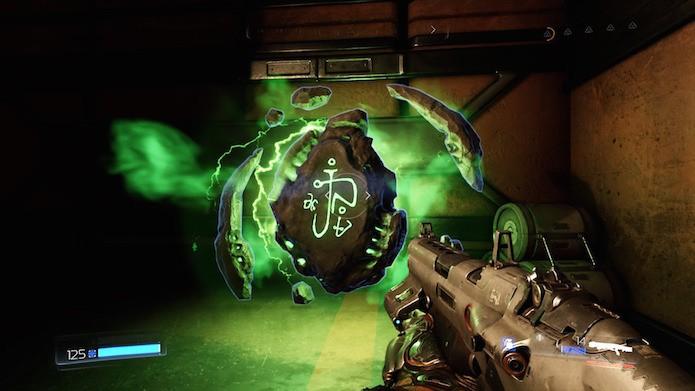 Doom: encontre os testes das runas para melhorar os atributos do personagem (Foto: Reprodução/Victor Teixeira)