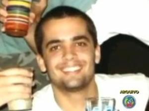 André Moraes Arantes morreu em 2010 em um acidente em Sorocaba (Foto: Reprodução/TV TEM)