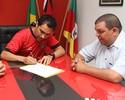 Brasil de Pelotas acerta contratação de Túlio Souza, ex-Coxa e Botafogo