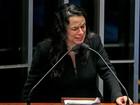 'Não respeito pessoa capaz de falar o que ela falou', diz Dilma sobre Janaina