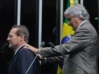 Delcídio deverá evitar contato com senadores investigados, diz advogado