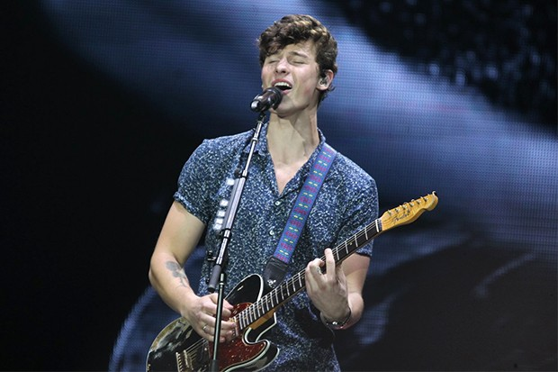 Shawn Mendes (Foto: Marcello Sá Barretto/ AgNews)