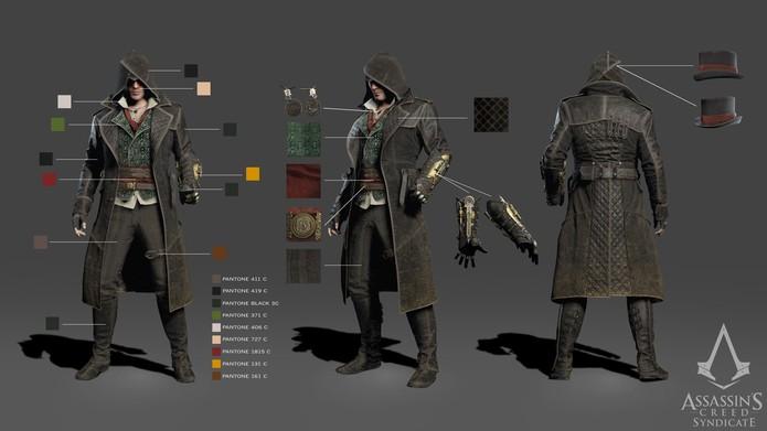 Com o tempo, novos trajes com habilidades especiais são disponibilizados (Divulgação/Ubisoft)