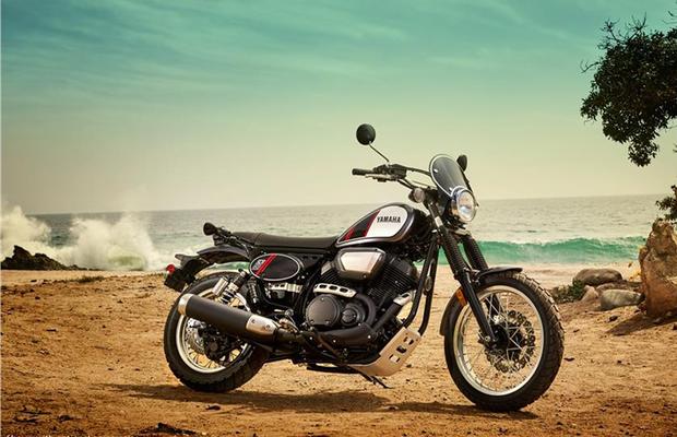 Yamaha SCR950 (Foto: Divulgação)