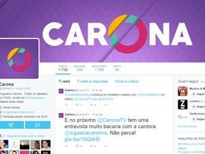 Destaque | Carona