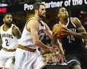 Cavaliers e Warriors vencem Nets e Pistons antes de reencontro no Natal