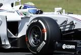 """Quinto na Hungria, Massa admite: """"Sofremos demais com pneus médios"""""""