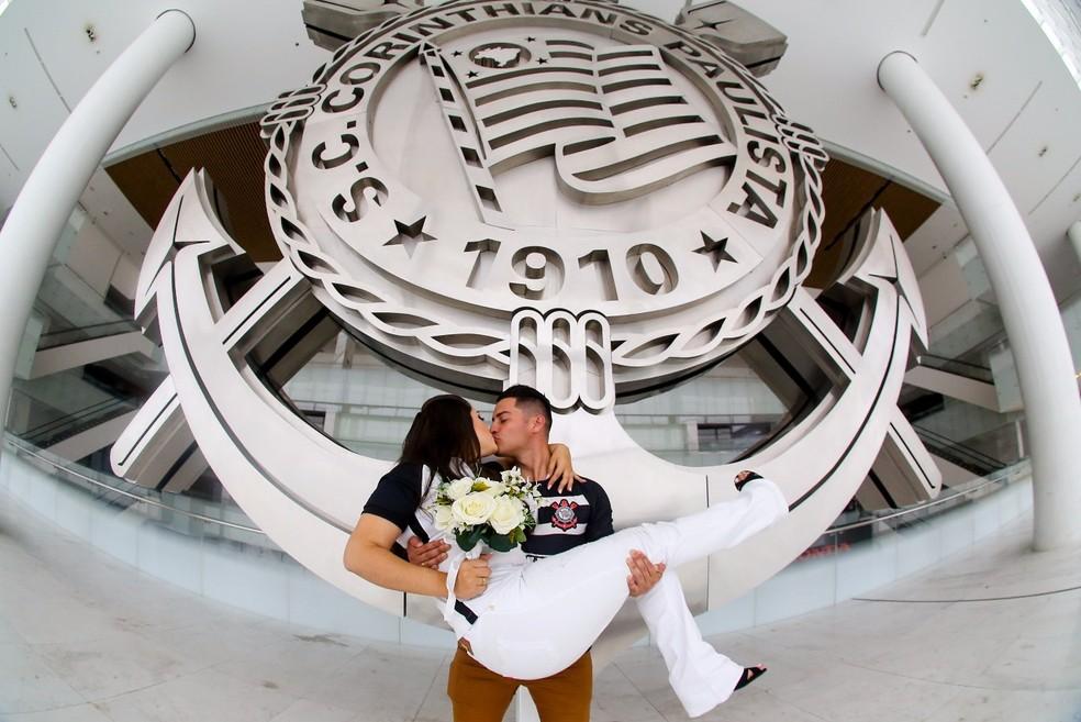 Corinthians vai receber casamentos em sua arena a partir de sábado (Foto: Divulgação/Corinthians)