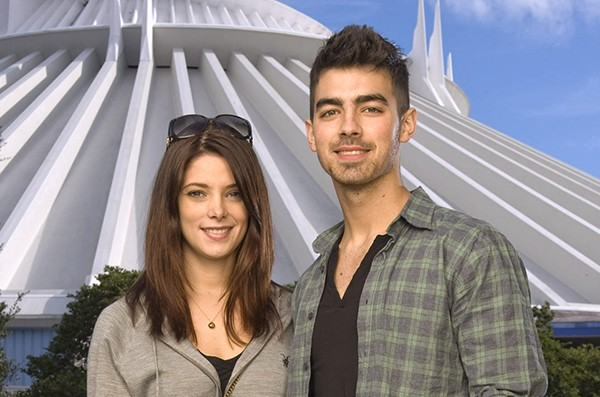 Ashley Greene e Joe Jonas (Foto: Getty Images)