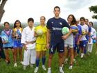 Atleta Cidadão faz seletivas para futebol (Ronny Santos/PMSJC)