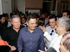 Em Manaus, Aécio cumpre agenda e participa de lançamento de projetos