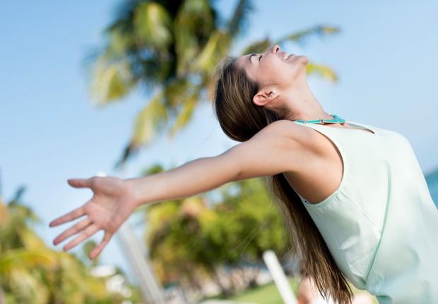 Carreira ; alegria de viver ; felicidade ; feliz ; sucesso ; aprender a relaxar ; viver a vida ;  (Foto: Dreamstime)