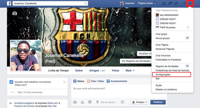 facebook 1 (Foto: Reprodução/Frederico Canenquela)