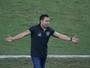 """""""Muita sede ao pote"""" foi razão do revés do Botafogo, afirma Raphael Rezende"""