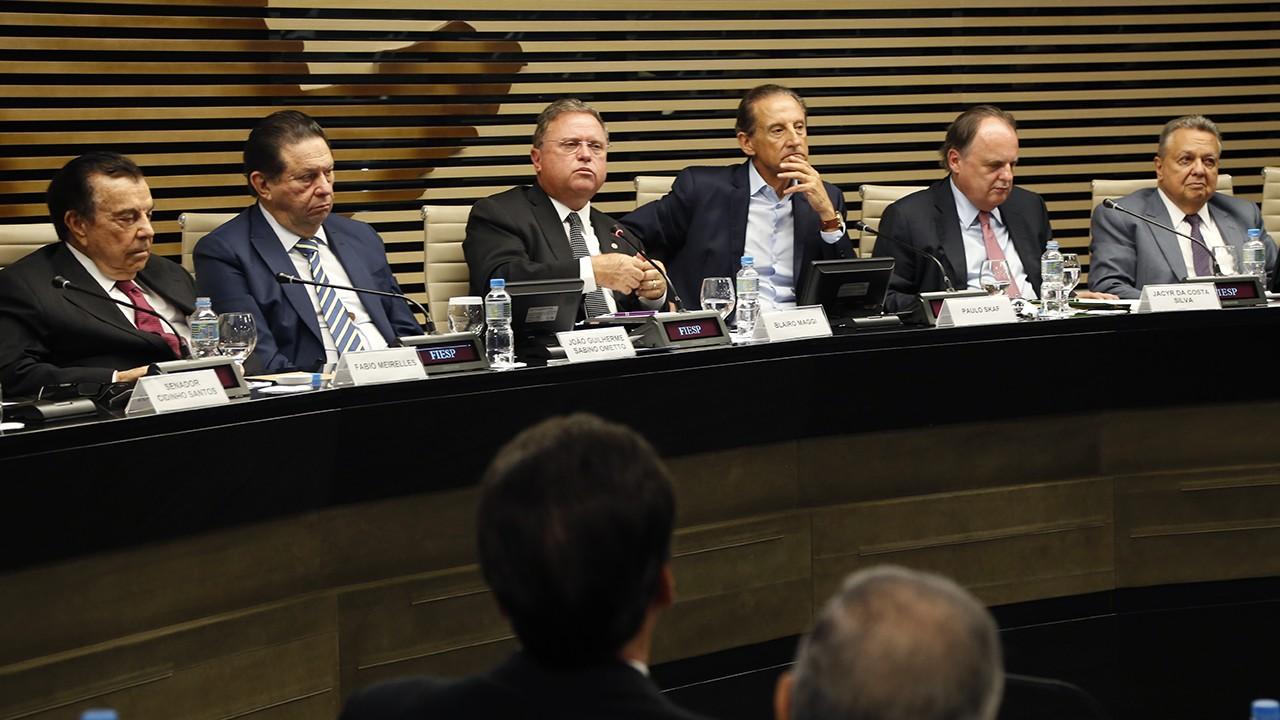 Conselho Superior do Agronegócio da Fiesp (Cosag) (Foto: Reprodução)