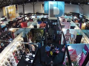 Expositores fecharam milhões em negócios nesta edição do evento (Foto: Celso Jones / Divulgação)
