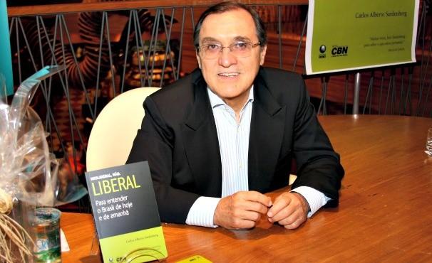 Carlos Alberto Sardenbergh (Foto: Paula Korosue )