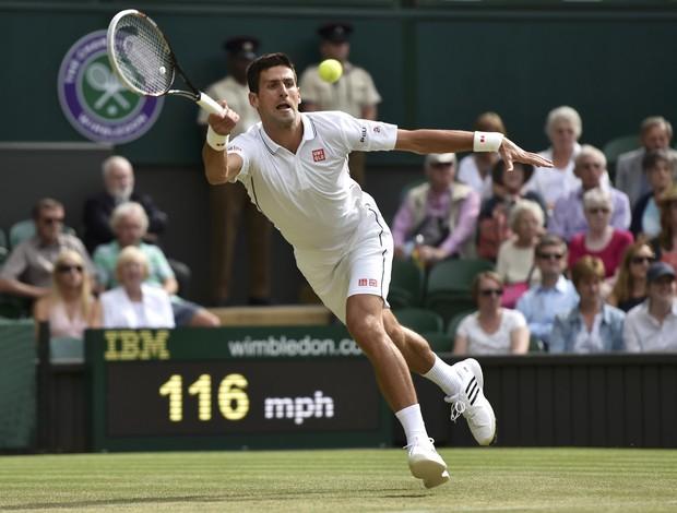 17028ffe229 Novak Djokovic x Radek Stepanek Wimbledon (Foto  Reuters)