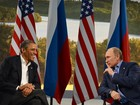 Putin deseja pronta recuperação a Bush e manda mensagem a Obama