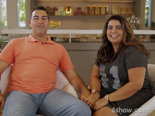 Casal diz que existe preconceito sobre o assunto (Foto: Amor à Vida/TV Globo)