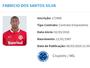 Nome de Fabrício reaparece no BID, e lateral pode voltar a jogar pelo Cruzeiro
