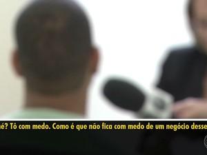Homem é dopado e roubado por mulher que conheceu em rede social (Foto: Imagem/ TV Bahia)