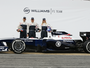 ltima a lanar novo carro, Williams apresenta FW35 em Barcelona