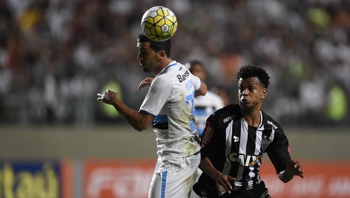 Atlético-MG x Grêmio (Foto: Agência Estado / Douglas Magno)