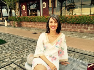 Jornalista e pesquisadora Déa Melo (Foto: Lia Simões/Divulgação)