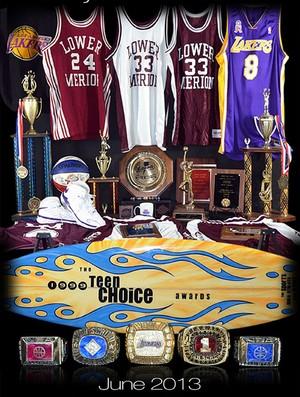 Camisas Kobe Bryant (Foto: Divulgação)