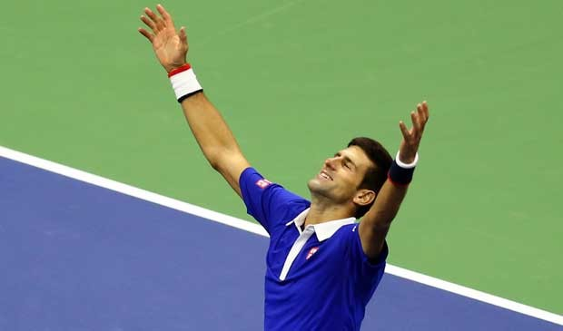 Novak Djokovic  (Foto: Maddie Meyer / Getty Images / AFP Photo)