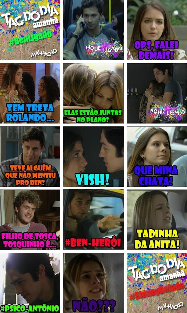 Capítulo 233 (Foto: Malhação / TV Globo)