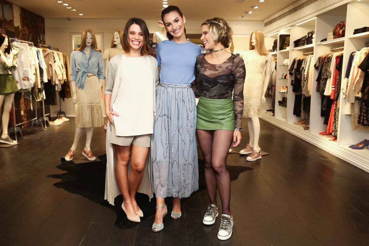 Lançamento da coleção Power Woman da Le Lis Blanc (Foto: Agência BrazilNews)