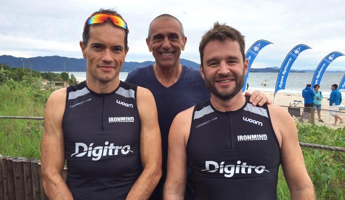 Ironman colegas amadores (Foto: Arquivo Pessoal)