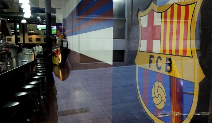 Barcelona - Espanha x Australia (Foto: Cassio Barco)