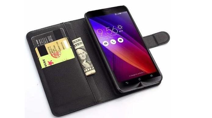 Capa carteira para Zenfone 2 (Foto: Divulgação/Underbody)