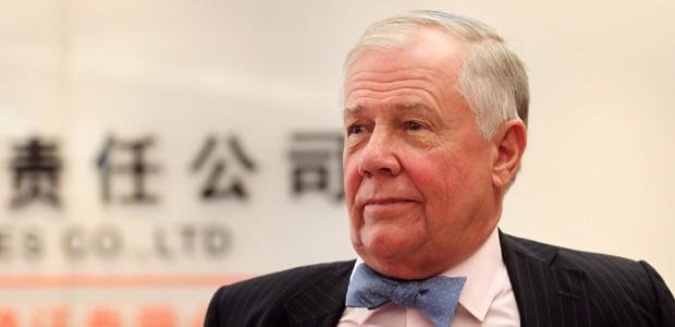 Jim Rogers, em imagem de arquivo (Foto: AFP)